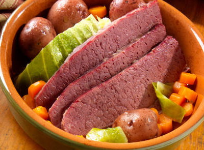 Classic Corned Beef and Cabbage for Slow Cooker