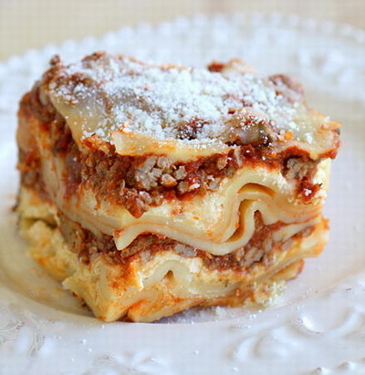 Glorious Slow Cooker Lasagna
