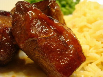 Hoisin Honey Ribs recipe - Slow cooker Hoisin Honey Ribs