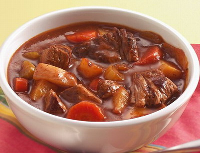 Slow Cooker Beef Recipes - Old World Beef Stew
