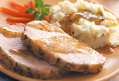 Perfect Zesty Pork Roast