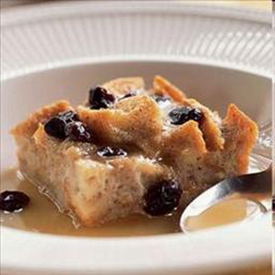 Slow Cooker- Bread Pudding